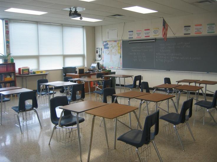 Classroom Decoration Desk Arrangements ~ The best ideas about classroom desk arrangement on