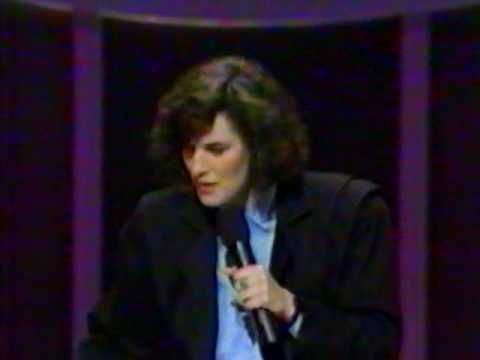 """2/2 Stand Up Comedy """"Paula Poundstone"""" Ladies of the Night"""" Martin Short"""