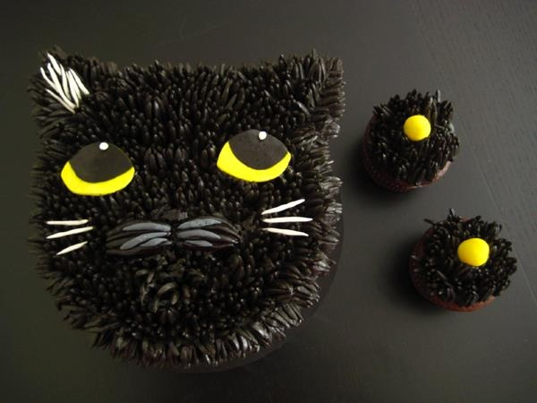 58 best Cat cakes images on Pinterest Cat cakes Kitchen and Cakes