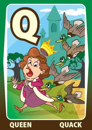 Q Is For Quack 24 best images about A...