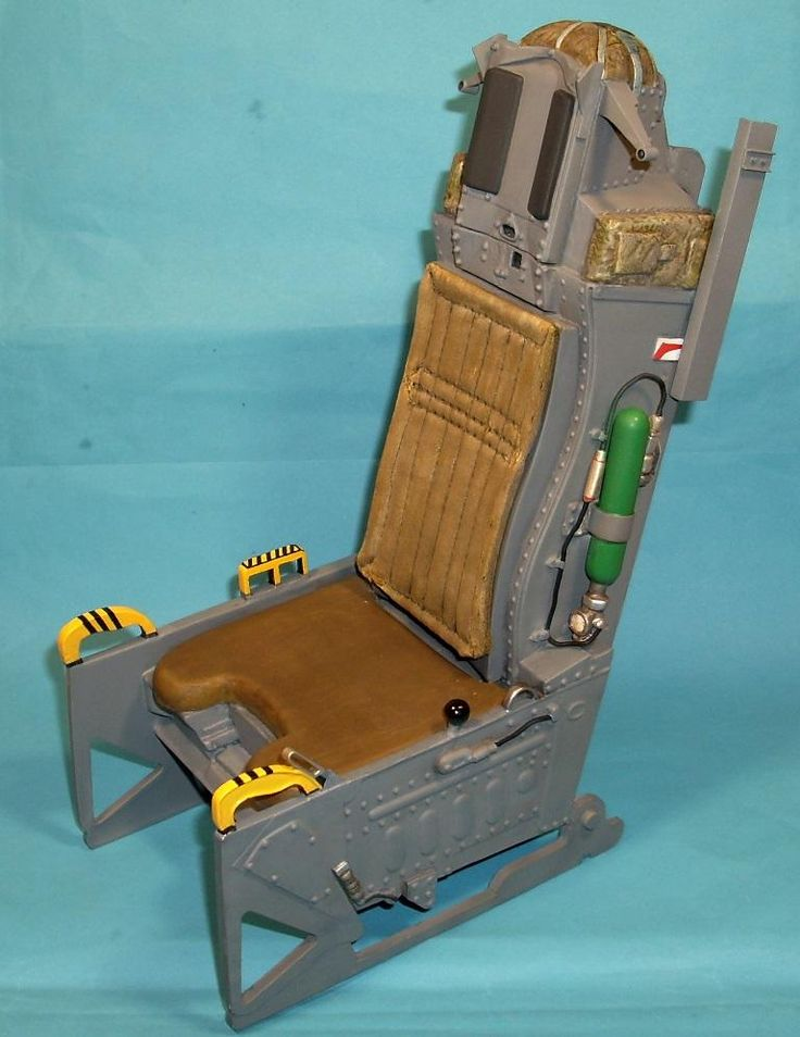 By P.k - This is the prototype build and paint a Ejection Seat for the manufacturer MIBO-MODELI Jets. http://mibomodeli.si/trgovina/A-10-Warthog https://www.youtube.com/watch?v=mDP-sNlTTKY This is a resin kit made by me prepare for sale and Mibo shop & Jet kit is full scale and also some details of this RC fligers. It can be purchased separately (no kit) just build and…...