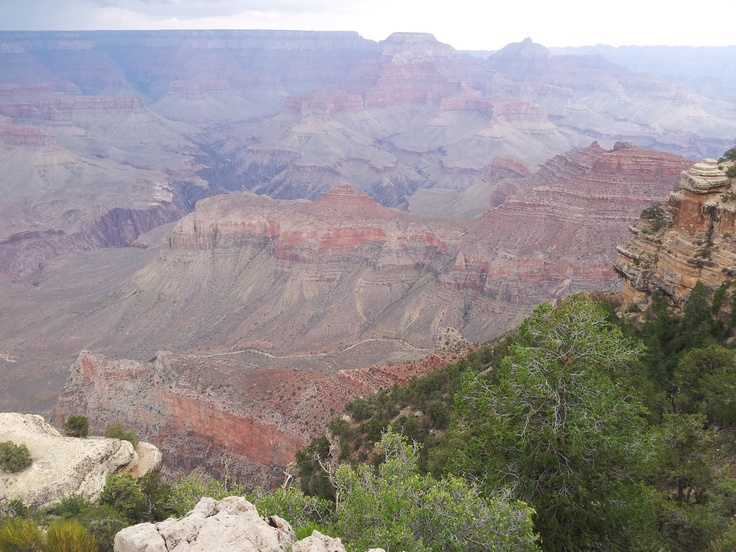 Uitzicht over de Grand Canyon: Of Grand, Grand Canyon