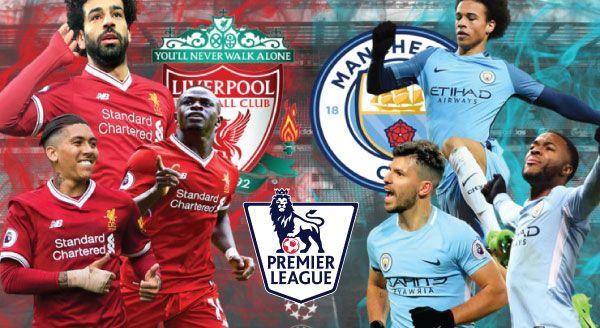 Manchester City Vs Liverpool Manchester City Liverpool Premier League
