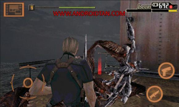 Download Resident Evil 4 Mod Apk Data Unlimited Money Full Terbaru 2018 Dengan Gambar Resident Evil Survival Leon