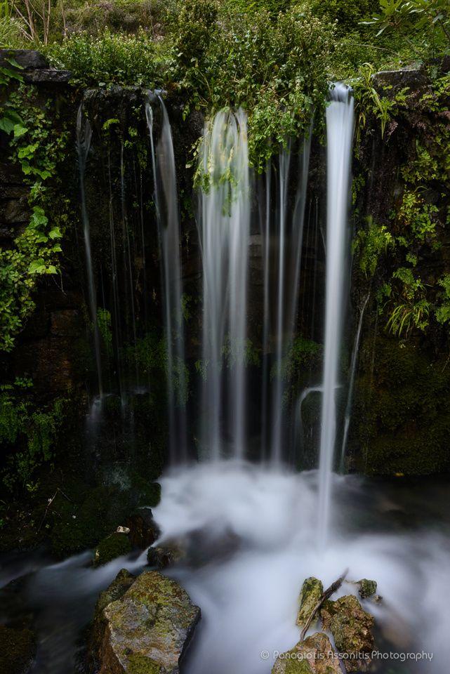 Waterfall in Crete at Asi Gonia village by Panagiotis Assonitis on 500px