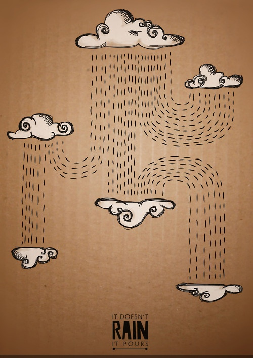 It doesn't RAIN it Pours: Khosa Creative, Creative Spaces, Vusi Khosa
