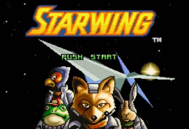 #Starwing sur #Supernes (#nintendo, #jeuxvideo, #retrogaming)  http://www.yugoleninja.fr/starwing-sur-supernes/