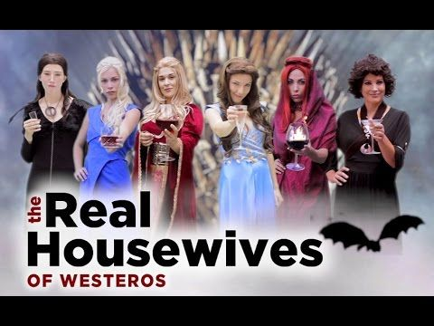 'The Real Housewives of Westeros', A Silly Parody Poking Fun at the Women of 'Game of Thrones'