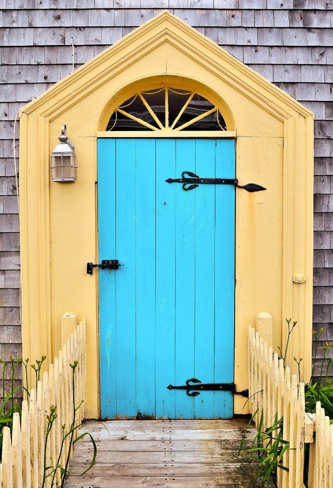Annapolis Royal, Nova Scotia, Canada door