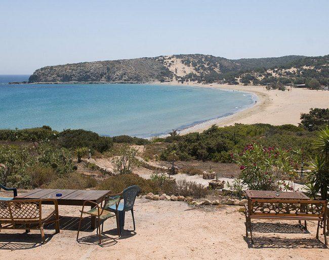 Γαύδος,το πανέμορφο,μικροσκοπικό νησί με την γιγάντια καρέκλα!