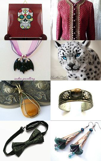 Magic! by @branchbeads  by Sarah Robertshaw on Etsy--Pinned with TreasuryPin.com