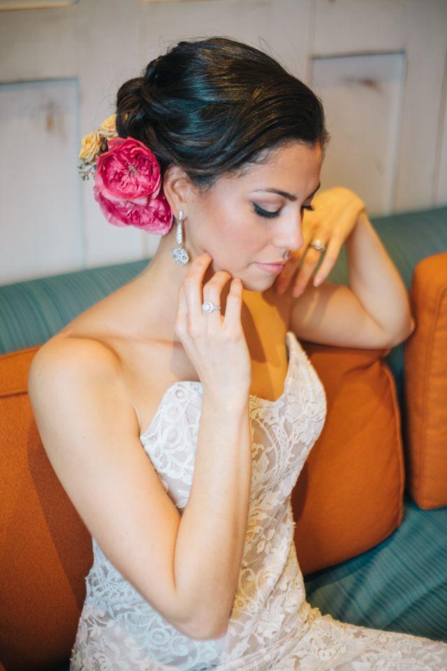 Havana nights hair and dress inspiration