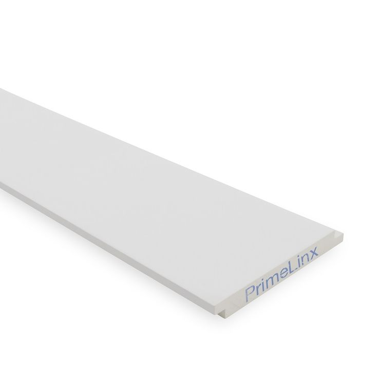 primelinx shadow gap shiplap 5 375 in x 12 ft white radiata pine