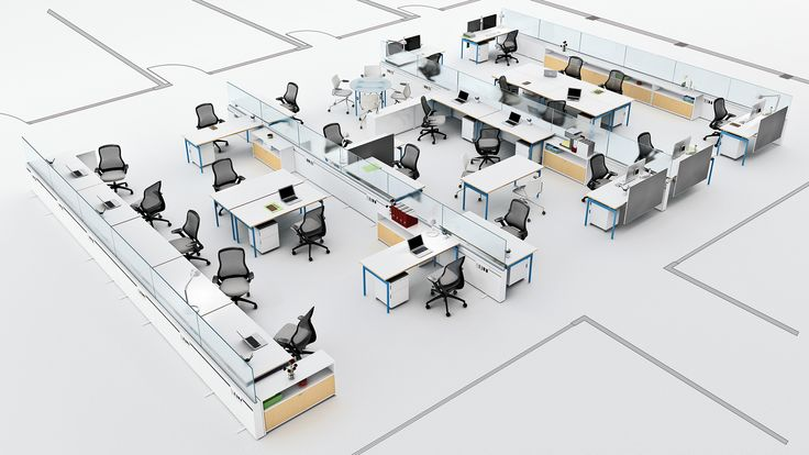 Open Plan Office Design Ideas Google Search Interior