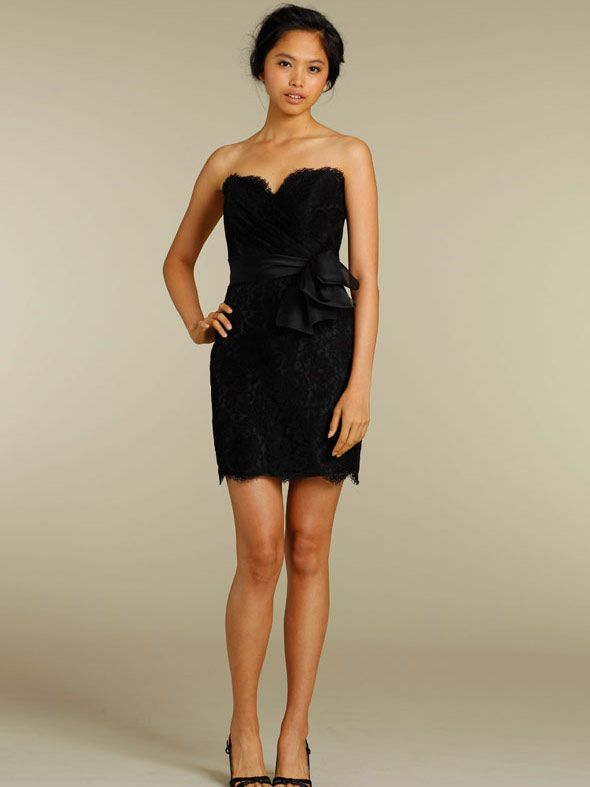 Buy Black Short dresses strapless model ideas pictures trends