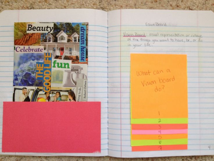 The Merry FACS Class: interactive student notebook
