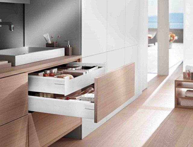 The latest ways to maximise bathroom storage - The Interiors Addict