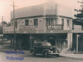 Historical Wahroonga, Sydney.  The site that was to become our Wahroonga office.