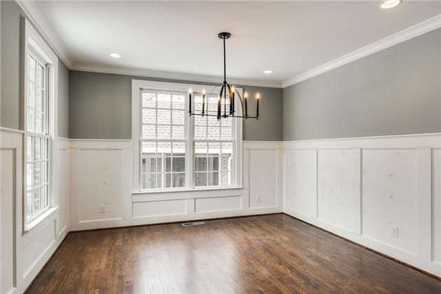 Dining Room With Judges Paneling For The Home In 2019