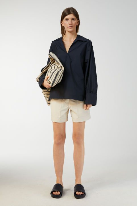 05259e2e Sale - Women - ARKET IT   Arket   Shirt blouses, Shirts, Blouse