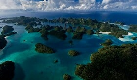 Cendrawasih Bay National Park, Raja Ampat (Papua - Indonesia)