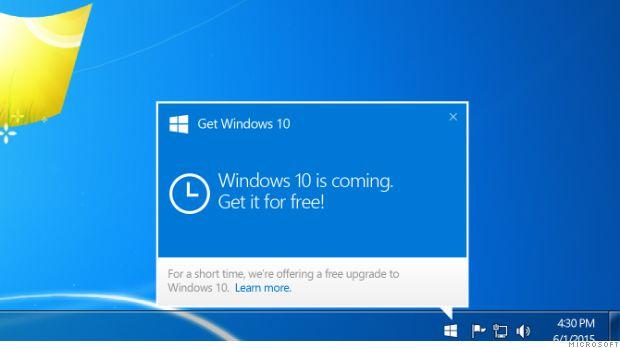 Windows 10 upgrade: You'll have to wait #windows10 #microsoft #windows