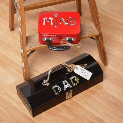 Personalized Toolbox for #Dad & helper