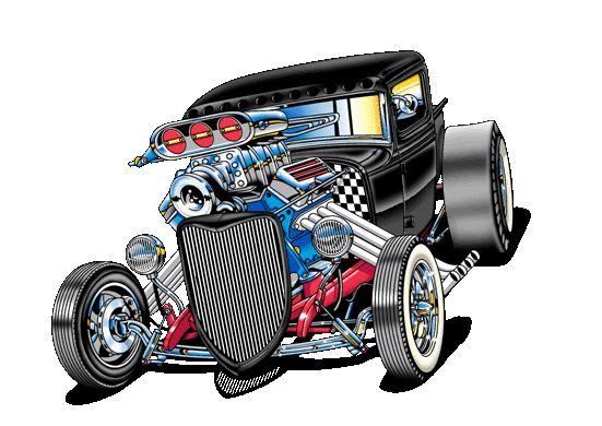 rat rods cartoons | Rat Rod Car Graphics Code | Rat Rod Car Comments & Pictures