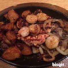 Bourbon Street Chicken and Shrimp