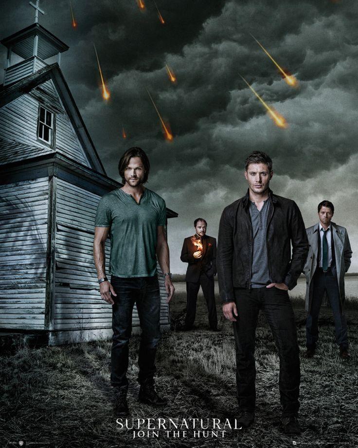 Supernatural - Church - Official Mini Poster