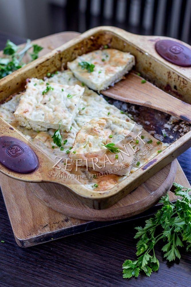 Запеканка из тертых кабачков с яйцами в духовке — Кулинарные рецепты любящей жены