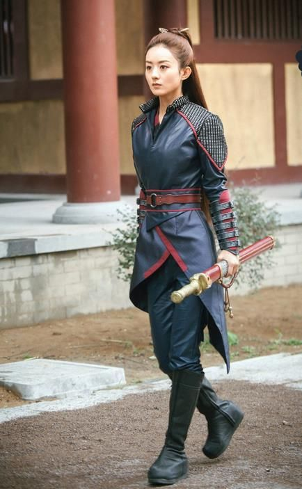 Traditional Ancient Chinese Female Assassin Clothing ...