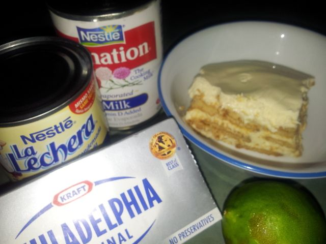 Pastel de limón con galletas Marias | Cocina y Comparte | Recetas