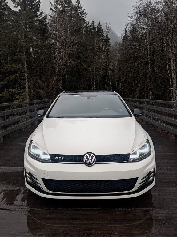 Vw Gti Vw Golf Wallpaper Volkswagen Gti