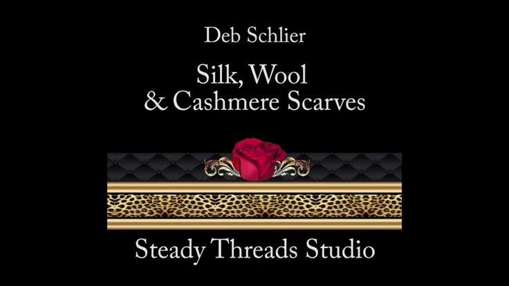 Featured Scarves By Deb Schlier, artist designer Steady Threads Studio. Your purchase helps me qualify to be one of their featured artists on an upcoming show of HSN. Use discount code HSN-JLAC through July 12, 2017 or check https://shopvida.com/collections/deb-schlier for a current discount code. Designer scarves, silk, wool, cashmere scarves, mom style, career mom, college grad, fashion week, fashionista, artwear, thick women, curvy girls, fashion hunter, etsy fashion hunter, vida…