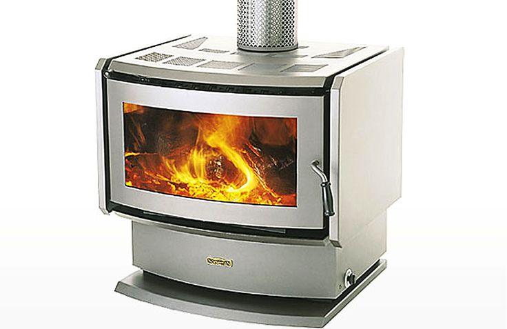 Norseman Silhouette GLX Wood Heater