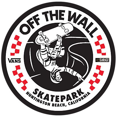 this represents all of the skateparks all around the world on wall logo decal id=12045