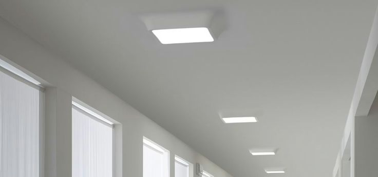 Gypsum by Linea Light Group - Light fully integrated.