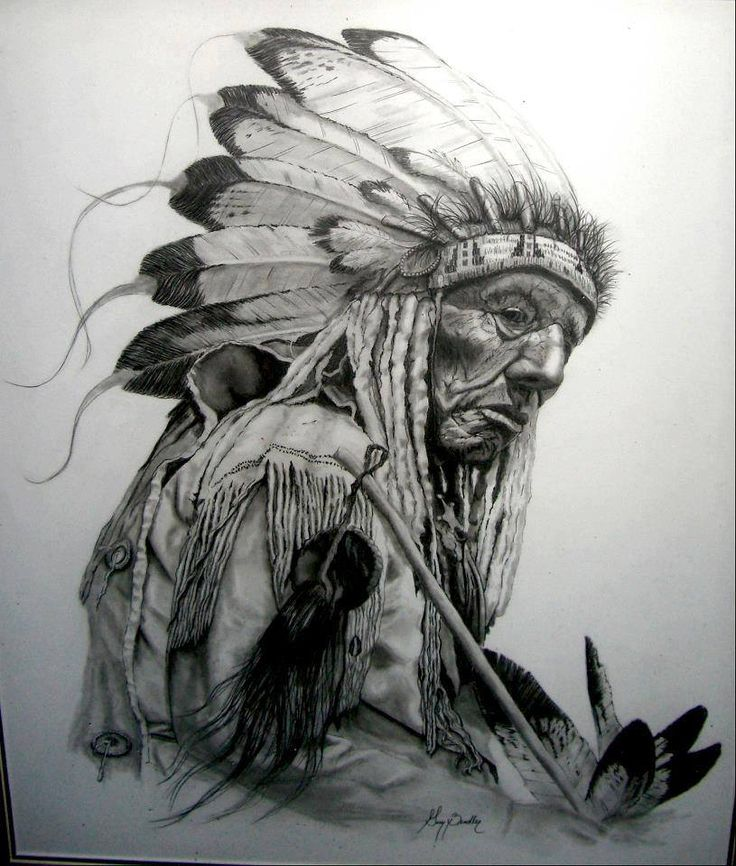 Getting A Native American Indian Tattoo The Trouble With - HD1133×1334