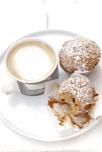 Muffin & Cappuccino