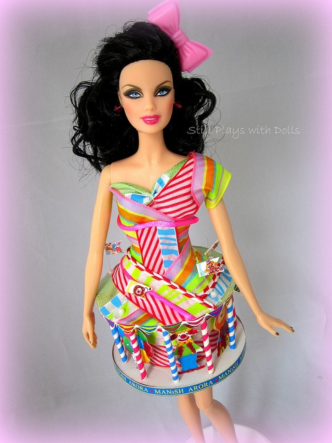 A Katy Perry barbie doll :D