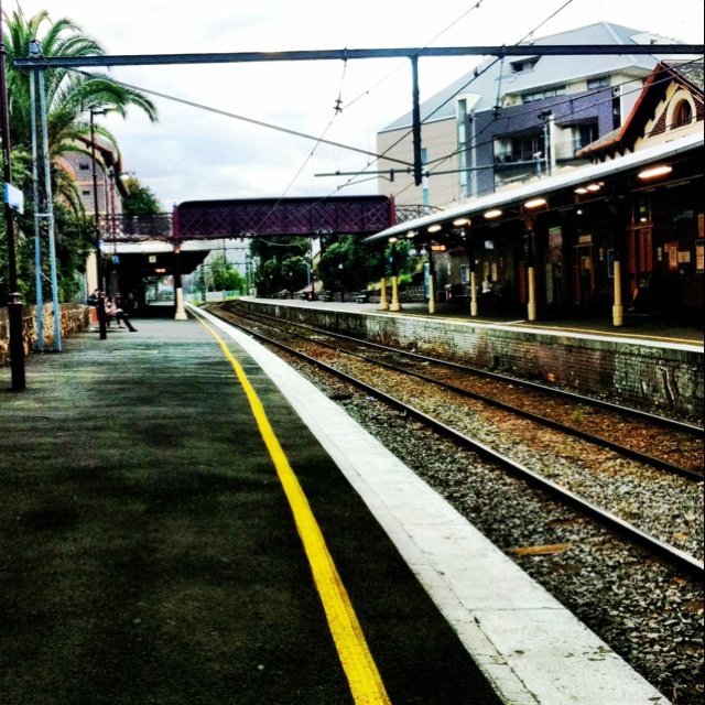 An Afternoon at Windsor Station