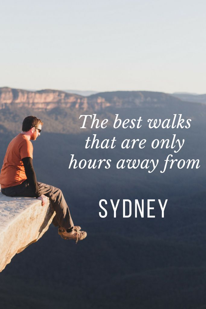 Our top hikes recommends close to Sydney.