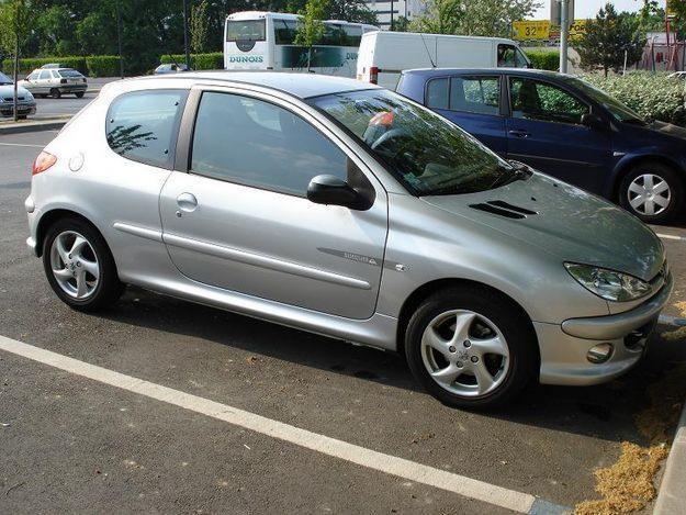 Peugeot 206 Quicksilver