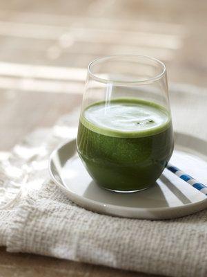 【ELLE a table】抹茶甘酒レシピ|エル・オンライン