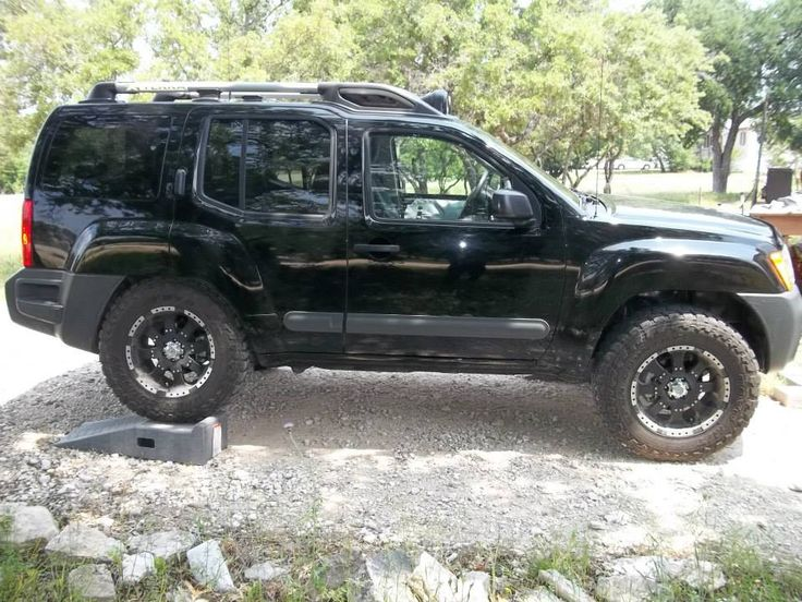 34 Tires On a Stock 2012 Pro4X, No Lift (Pic Heavy