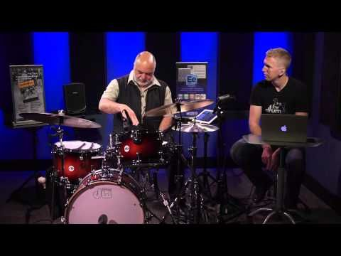 Peter Erskine - Playing Brushes With All Styles Of Music (FULL DRUM LESSON) - YouTube