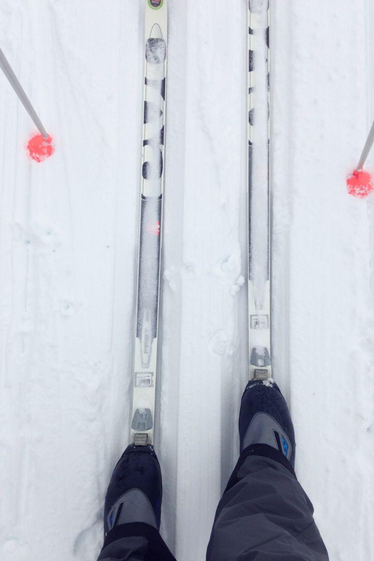 Journée ski de fond entre Les Rousses et Lajoux dans les #montagnesdujura