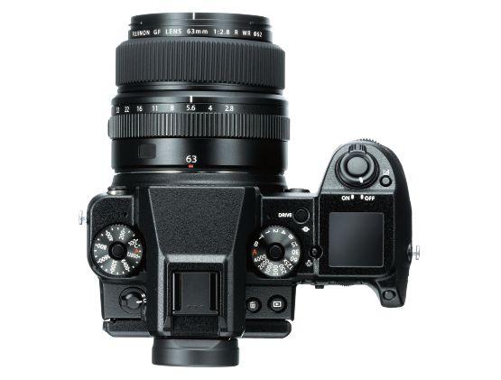 Medium Format mirrorless sistema digital camera GFX   FUJIFILM