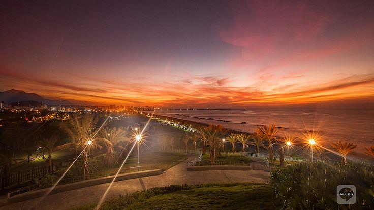 南濱公園日出舞台  Stage of Sunrise Nanbin park